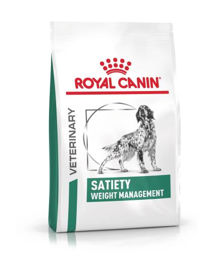 Veterinary Diet Satiety Weight Management
