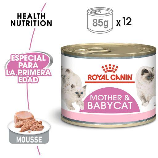 Nourriture Humide Mother & Babycat