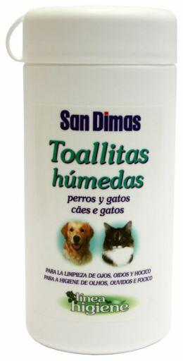 Lingettes Humides SD, 50 ud