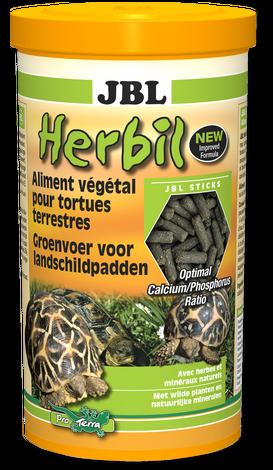 Herbil Aliment Végétal pour Tortues de Terre