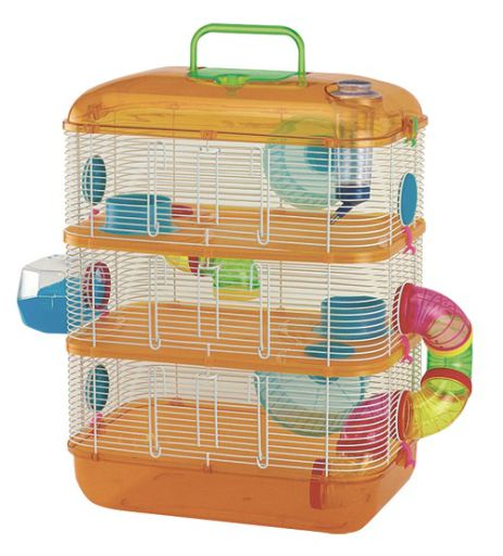 Cage Gran Canaria pour Hamsters