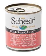Chien - Poulet et carottes