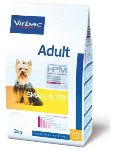 Vet HPM - Adult Small & Toy