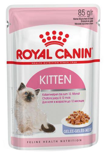 Nourriture Humide Kitten Instinctive Jelly