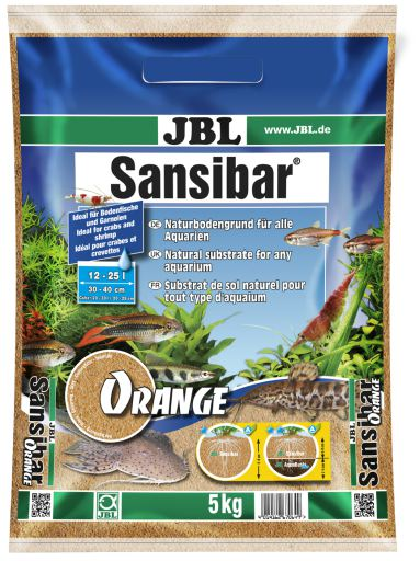 Sansibar Orange