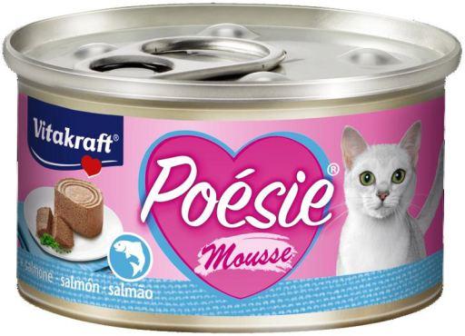 Poésie Mousse de Saumon 85 Grammes