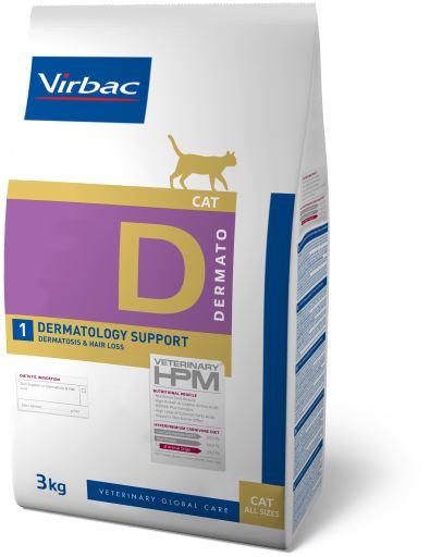 Veterinary HPM D1 Dermatology Support