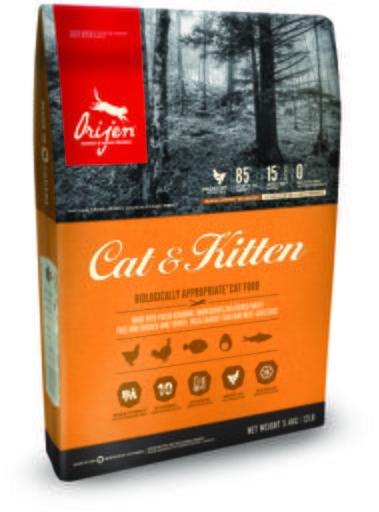 Dry Cat & Kitten