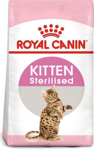 Nourriture Kitten Sterilised
