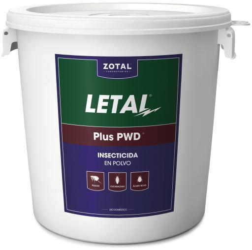 Letal Plus Pwd Insecticide en Poudre