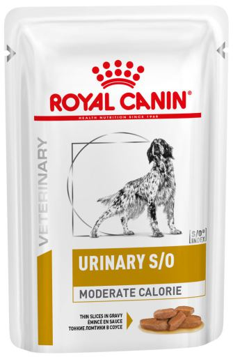 Chien Urinary S/O Moderate Calorie
