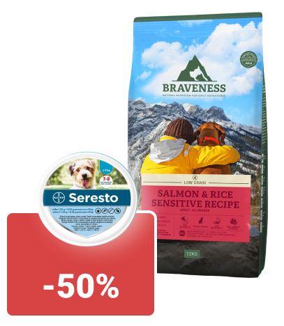 + Traveness Low Grain Salmon&Rice Recipe 12 Kg