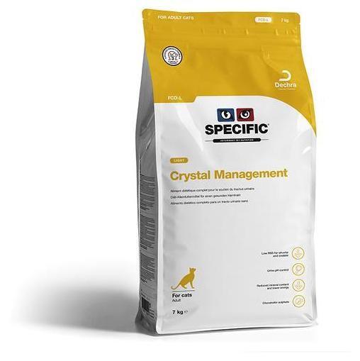 FCD-L Crystal Management Light